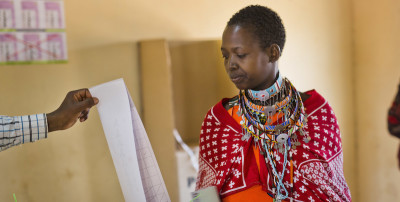 In Kenya di nuovo Kenyatta contro Odinga
