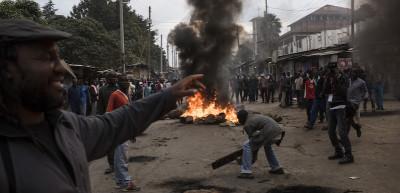 In Kenya almeno cinque persone sono state uccise negli scontri dopo le elezioni