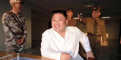 Kim Jong-un è una persona