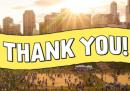 Gli Arcade Fire e gli altri del Lollapalooza 2017