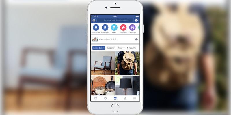 Facebook Marketplace, anche in Italia arriva il
