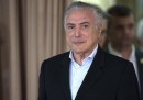 Domani il Parlamento del Brasile voterà sull'incriminazione del presidente Michel Temer