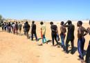 «Riportarli in Libia, in questo momento, vuol dire riportarli all'inferno»