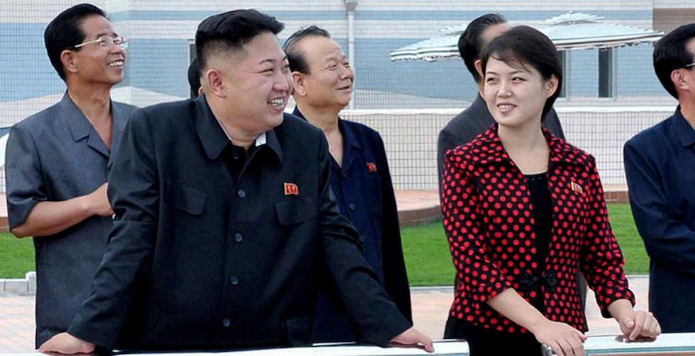 Kim Jong Un, Ri Yong Ho