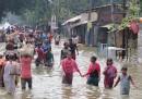 Quasi 600 persone sono morte nelle ultime due settimane per i monsoni in India, Nepal e Bangladesh