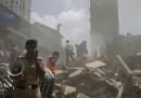 A Mumbai è crollato un palazzo di quattro piani