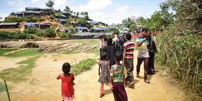 Più di 18mila persone di etnia rohingya si sono spostate dal Myanmar al Bangladesh nell'ultima settimana