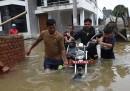 In Nepal almeno 47 persone sono morte a causa di frane e alluvioni