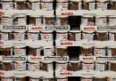 In Germania sono state rubate 20 tonnellate di Nutella e ovetti Kinder