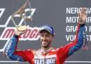 L'ordine di arrivo del Gran Premio d'Austria di MotoGP