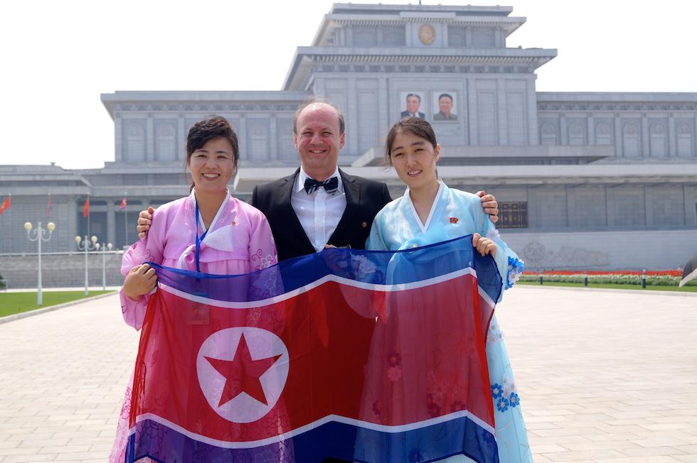 Palazzo del Sole, Pyongyang
