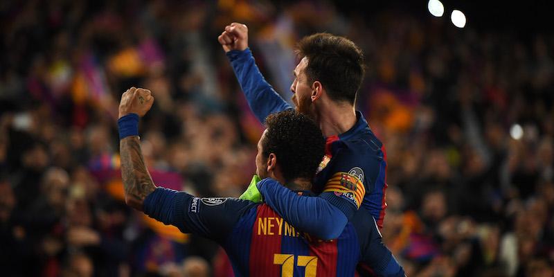 Perché Neymar lascia il Barcellona