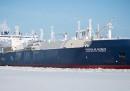 Per la prima volta una nave ha attraversato il Mar Glaciale Artico senza l'aiuto di una barca rompighiaccio