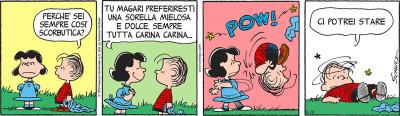 Peanuts 2017 agosto 29