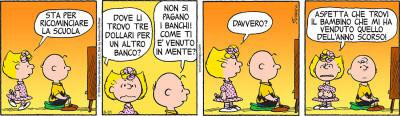 Peanuts 2017 agosto 31
