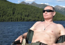 L'album delle vacanze di Vladimir Putin