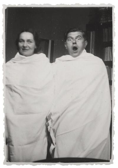 Le foto di René Magritte