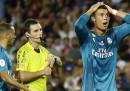 La strana notte di Cristiano Ronaldo