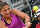 Sara Errani è stata squalificata per doping
