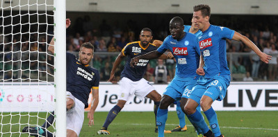 Serie A: le partite e i risultati della 1ª giornata