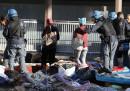sgombero roma rifugiati