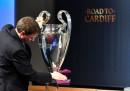 Sorteggio dei gironi di Champions League, le cose da sapere