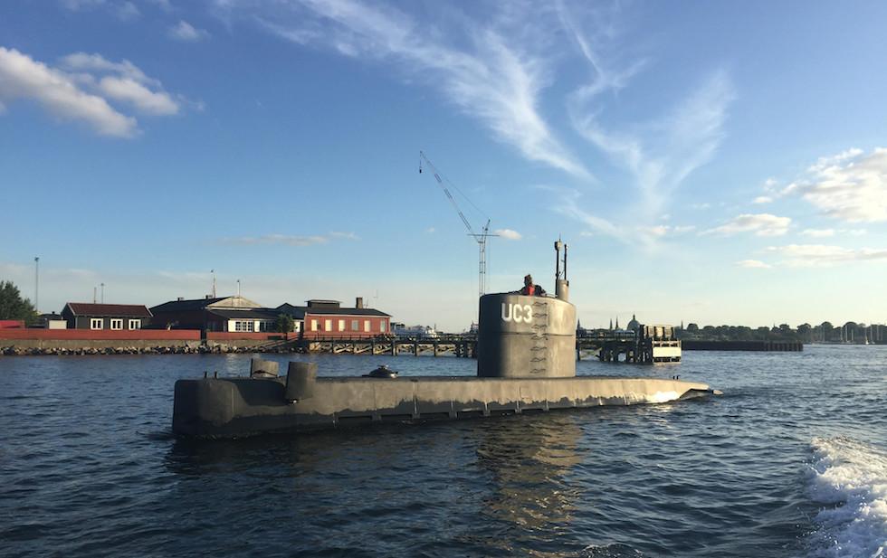 sottomarino danimarca