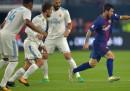 Barcellona-Real Madrid, finale di andata della Supercoppa di Spagna, in diretta tv e in streaming