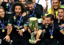 Il Real Madrid ha vinto la Supercoppa UEFA