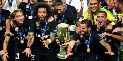 Il Real Madrid ha vinto la Supercoppa UEFA