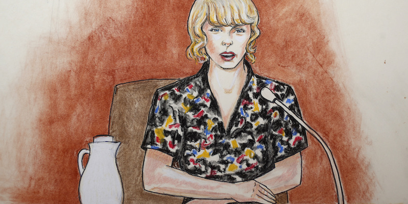 Taylor Swift vince in tribunale contro David Mueller