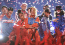 Le foto dai Teen Choice Awards di Los Angeles