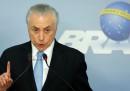 Il presidente del Brasile non verrà processato per corruzione dalla Corte Suprema
