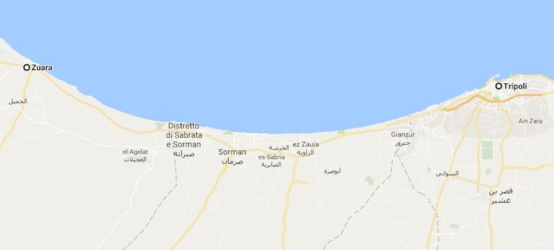 tratto libia