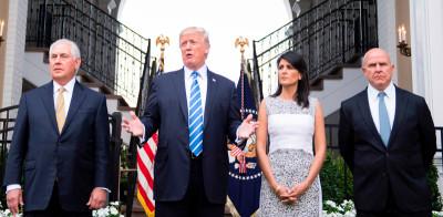 Trump ha minacciato anche il Venezuela