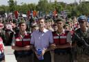 È iniziato in Turchia il processo a quasi 500 persone accusate del tentato golpe dello scorso anno