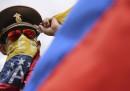 C'è stato un tentato golpe, in Venezuela?