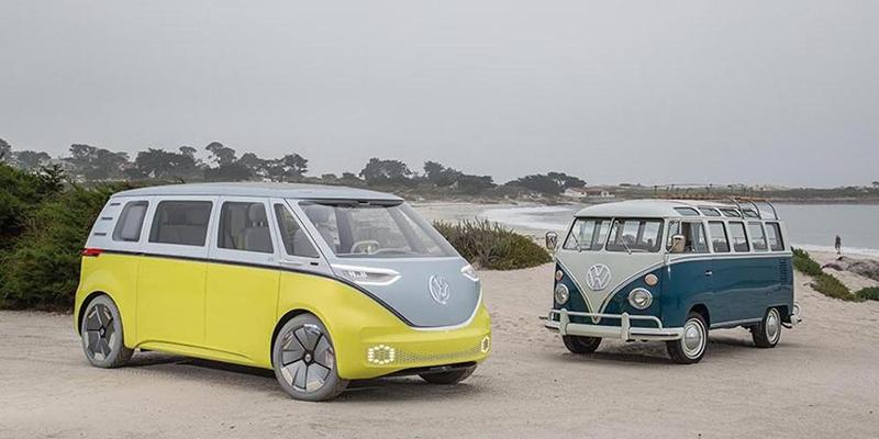 Volkswagen farà un pulmino elettrico