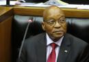 La mozione di sfiducia contro il presidente sudafricano Jacob Zuma non è passata