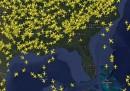 Cosa fanno gli aerei durante un uragano