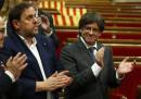 La Catalogna ha convocato un referendum per l'indipendenza il primo ottobre, la Spagna ha fatto ricorso