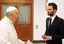 Papa Francesco ha recitato nel ruolo di sé stesso in un film