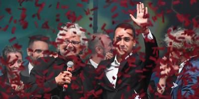 Luigi Di Maio è il nuovo leader del M5S