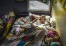 Americani in camera da letto