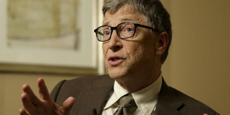 Bill Gates confessa: