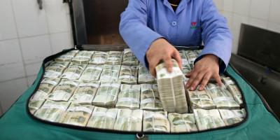 In Cina c'è un grosso problema con le truffe finanziarie