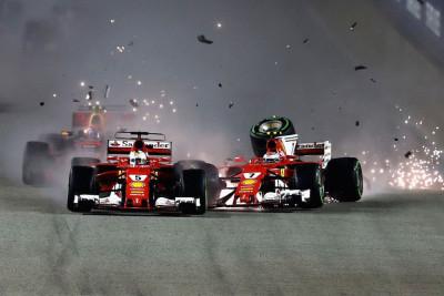 L'incidente del Gran Premio di Singapore