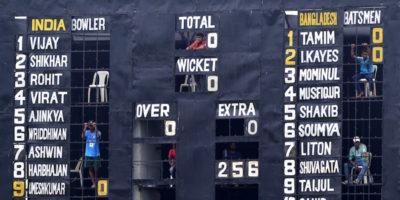 Il cricket in India vale sempre di più