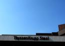 Thyssenkrupp e Tata Steel hanno raggiunto un accordo per unire le loro attività nel settore dell'acciaio in Europa
