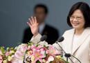 La presidente di Taiwan cambierà il primo ministro per rimediare a un calo di popolarità